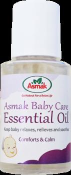 minyak pati asmak baby care