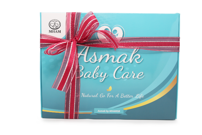 set lengkap asmak baby care